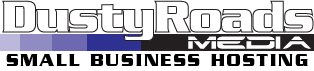 Dusty Roads Media - Small Business Hosting